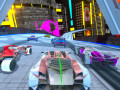 Παιχνίδια Cyber Cars Punk Racing