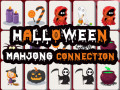 Παιχνίδια Halloween Mahjong Connection