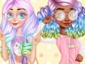Παιχνίδια Princesses Kawaii Looks and Manicure