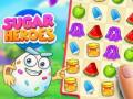 Παιχνίδια Sugar Heroes